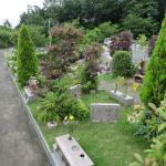 樹木型墓地・凛